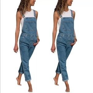 Pants - Old school overalls!